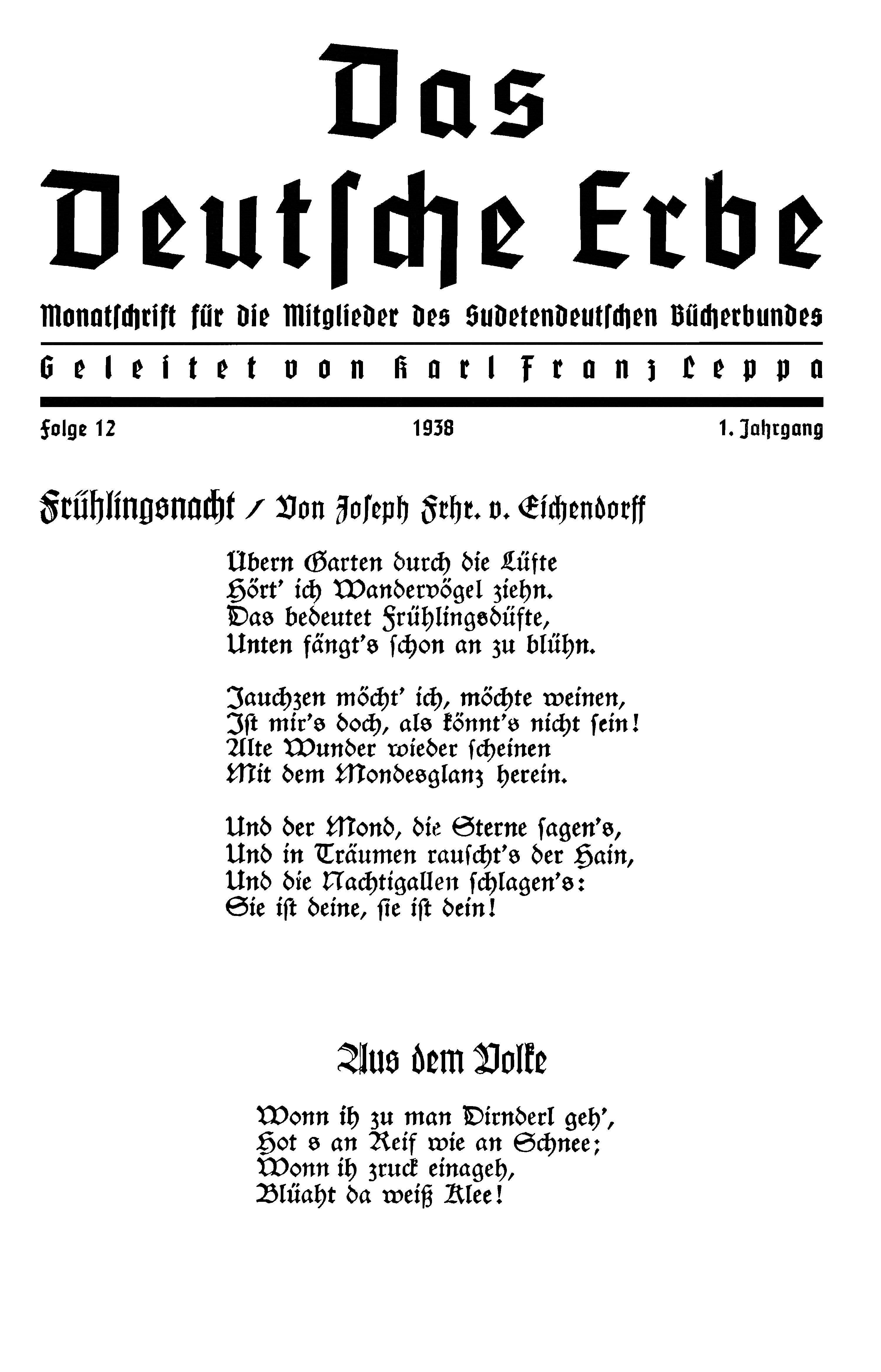 Adam Kraft Verlag Das Deutsche Erbe