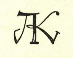 Adam Kraft Verlag Signet