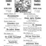 Adam Kraft Verlag Sudetendeutscher Bücherbund Anzeige