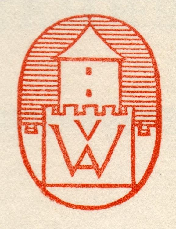 Arthur Werner Verlag Signet