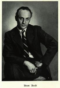 Porträt Adam Kraft