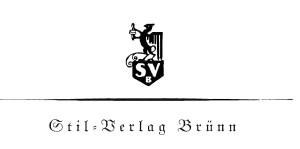 Stil Verlag Signet