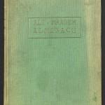 Bücherstube Umschlag Alt Prager Almanach 1926