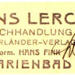 Egerländer Verlag Hans Lerch 2