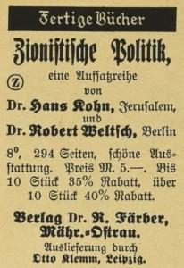 Börsenblatt, Nr. 211, 9. September 1927, S. 7761.