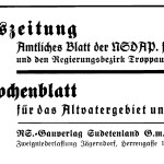NS-Gauverlag Zeitung