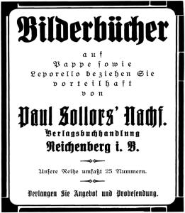 Paul Sollors Bilderbücher