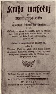 Schulverlag Methodenbuch tschechisch 1777