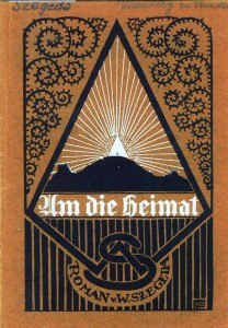 Exemplar in der UB Wien. Dank an Herrn Thomas Kohlwein, Univ. Wien.