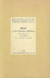 Umschlag Prag recto