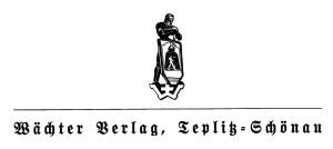 Wachter Verlag Signet