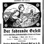 Stiepel Sänger Anzeige