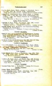 Originalseite Verzeichnis 1925