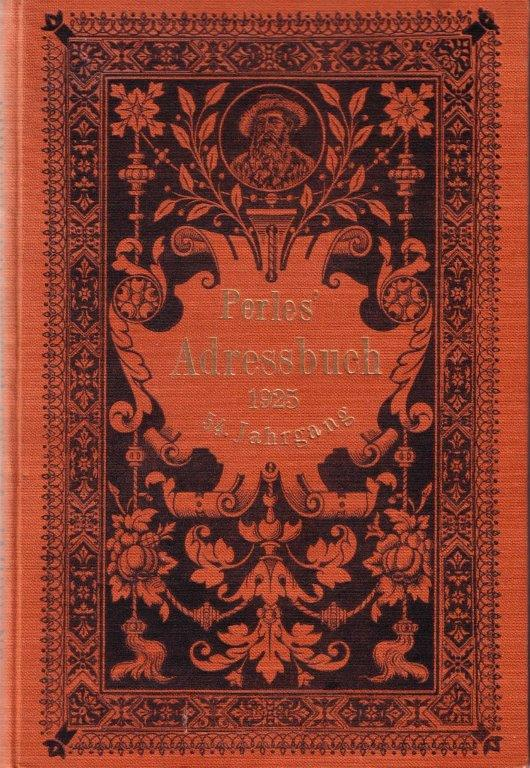 Cover Perles 1925