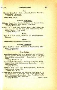 Originalseite Verzeichnis 1937